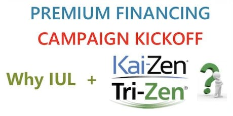 Why IUL + Kai-Zen/Tri-Zen? tickets