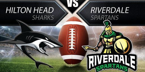 Hilton Head Sharks vs Riverdale Spartans