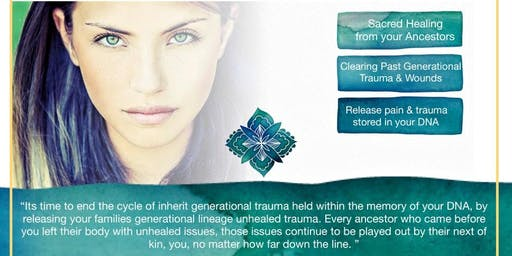 Generational Healing™  Live Demonstration & Introduction