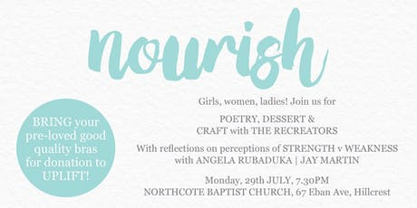 Nourish - Women's Night tickets