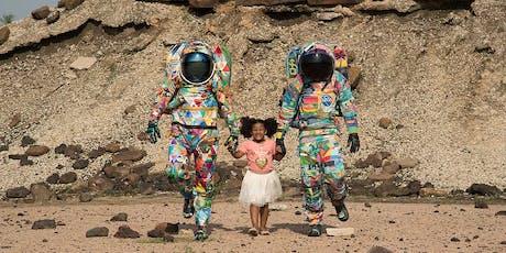 Space For Art Foundation Interactive Exhibit Featuring Astronaut Nicole Stott tickets