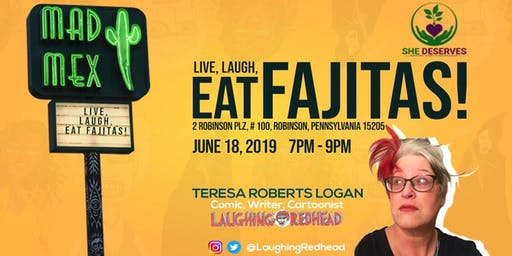 Live Laugh Eat Fajitas