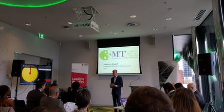 RMIT College of Business Three Minute Thesis Competition tickets