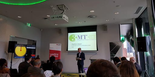 RMIT College of Business Three Minute Thesis Competition