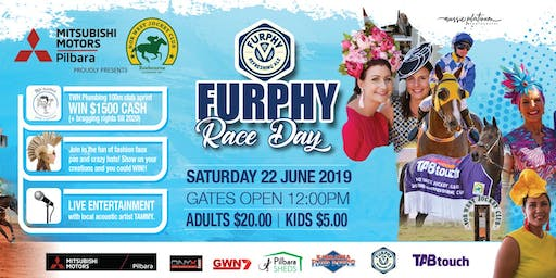 Roebourne Races 2019 | FURPHY Mad Hatter Race Day & TWH Plumbing Club Sprnt