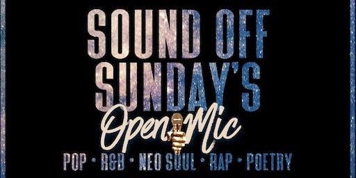 Sound Off Sunday's