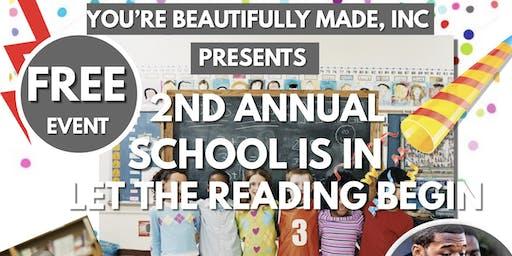 FREE CHILDREN BOOKS AND BACKPACKS