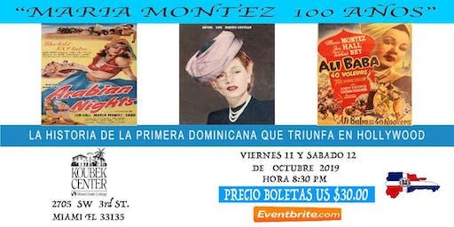Maria Montez 100 Años