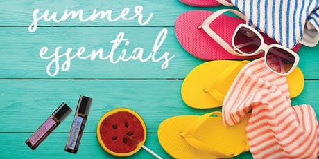 Summer Survival Kit with doTerra tickets