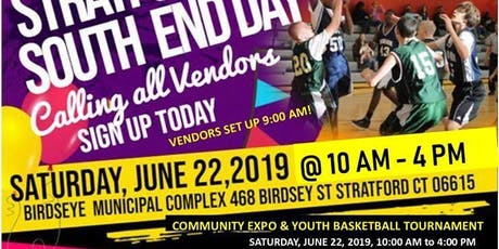 Stratford, CT South End Expo and Youth Basketball Tournament tickets