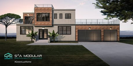 Dinner & Learn: Invest in Modular & Renewable Energy Smart home tickets