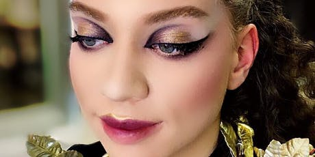 """MAKEUP HANDS-ON WORKSHOP """"CREATE  WITH PIGMENTS"""" tickets"""