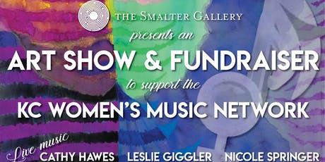 KCWMN - Art and Music Night tickets