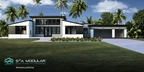 Dinner & Learn: Invest on Modular & Renewable Energy Smart home tickets