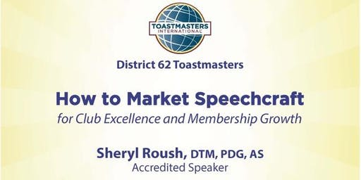 How to Market Speechcraft for Club Excellence and Membership Growth