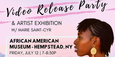 Music Video Release Party  & Artist Exhibition