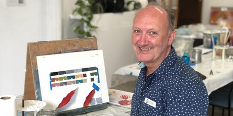 Colour Mixing in Oils Workshop @Brisbane Painting Classes tickets