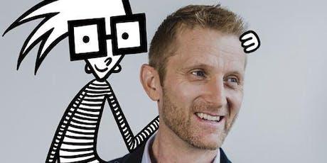 Mick Elliott Author/Illustrator Workshop tickets