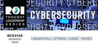Cybersecurity: Fundamentals | Spending | Change | Enemies