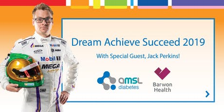 Dream Achieve Succeed 2019 - with Special Guest, Jack Perkins! tickets