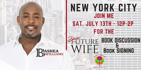 Dear Future Wife NYC BOOK SIGNING tickets