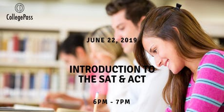 Introduction to the SAT/ACT tickets