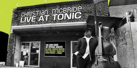 ANDREW VOGT QUARTET perform CHRISTIAN McBRIDE'S  LIVE AT TONIC tickets