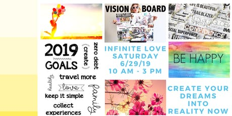 THE ULTIMATE VISION BOARD WORKSHOP 2.0 tickets