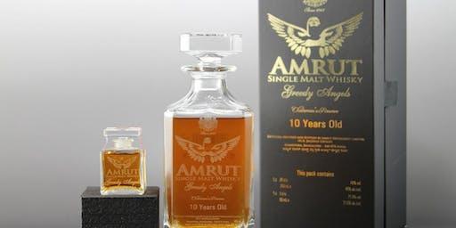 Amrut Single Malt Masterclass