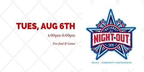 Pinedale's National Night Out 2019 tickets