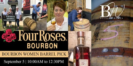 Four Roses Single Barrel Tasting Experience (9/5/2019) tickets