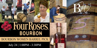 Four Roses Single Barrel Tasting Experience (7/24/2019)