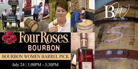 Four Roses Single Barrel Tasting Experience (7/24/2019) tickets