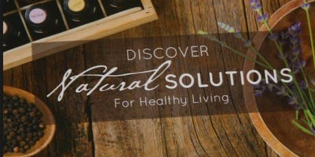 Wellness Workshop (Free) Wednesday 6/26  - Introduction to Essential Oils   tickets