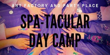 Summer Day Camp - Spa-Tacular! tickets