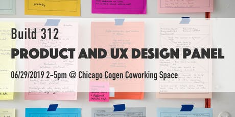 How Am I Building This | Product & UX Design Panel tickets