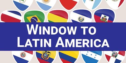 Window To Latin America - Cocktail