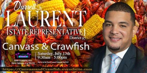 Canvass & Crawfish