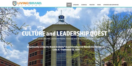 CULTURE and LEADERSHIP QUEST Chicago tickets