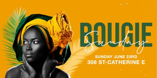 Bouge Sunday: Day Party