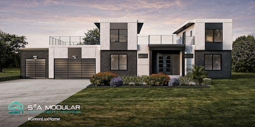 Dinner & Learn: Invest on Modular & Renewable Energy Smart home