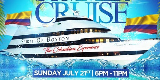 "2019 LATIN SUMMER CRUISE ""The Colombian Experience"""