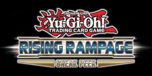 Yu-Gi-Oh Sneak Peek: Rising Rampage