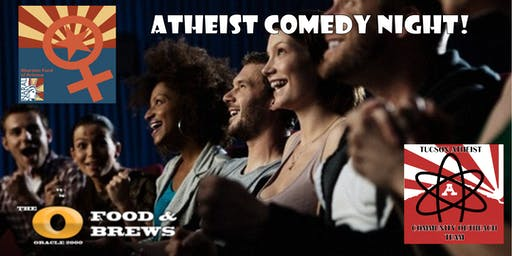 TACO Team presents Atheist Comedy Night for Abortion Fund of AZ