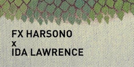 In Conversation: FX Harsono x Ida Lawrence Exhibition tickets