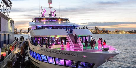 INFINITY LATIN BOAT PARTY CRUISE | NEW YORK CITY  VIEWS  COCKTAILS & MUSIC  tickets