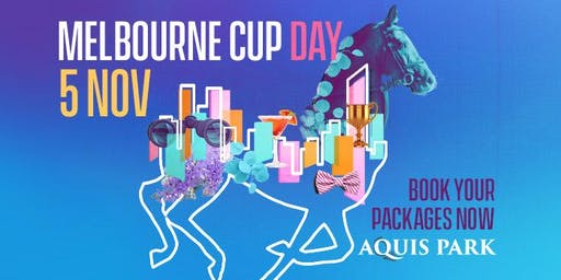 Melbourne Cup 2019 - Event Centre Package