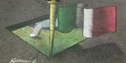 Chalk Art Competition - Artisti Del Gessetto