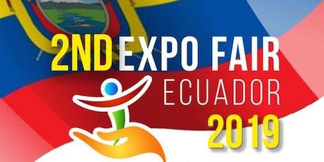 2da Expo Feria de Ecuador en Miami tickets