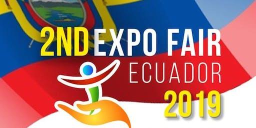 2da Expo Feria de Ecuador en Miami